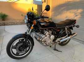 1980 Honda CBX Supersport
