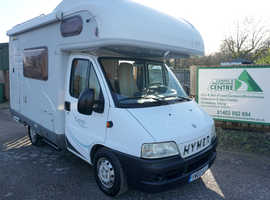 2003 Hymer Camp C494 **Left hand drive**