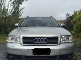 Audi A6, 1998 (Q) Grey 4x4, 4.2 V8 Quattro 300hp Automatic Petrol, 208,780 miles (LHD)