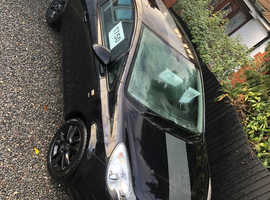Vauxhall Corsa, 2010 (10) Black Hatchback, Manual Petrol, 86,000 miles