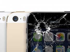 iPhone 11 / 11 pro / 8 / 8 Plus / 7 / 6s broken Lcd Screen Glass repair Glasgow