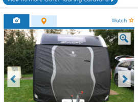 Tow pro front towing cover
