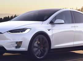 100D Tesla Model X Wanted