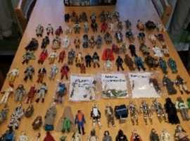 128 starwars figures