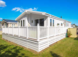 Willerby lodge/static caravan for private sale at Marlie Park, Kent.