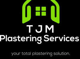 TJM Plastering services