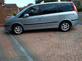 Fiat Ulysse, 2005 (05) Blue MPV, Manual Diesel, 107,000 miles