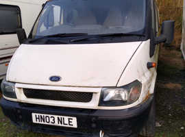 Spares and repairs, ford transit