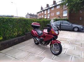 Honda deauville 2001