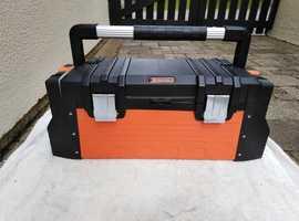tactix tool box including tools