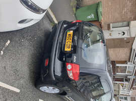 Hyundai Getz, 2004 (53) Black Hatchback, Manual Petrol, 84,000 miles