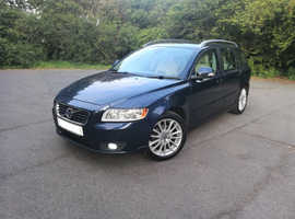 Volvo V50, 2011 (61) SE LUX Edition, 1.6, SAT NAV, Manual, ZERO TAX, 12 mths MOT,