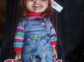 Chucky child play doll £65