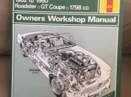 MGB HAYNES WORKSHOP MANUAL