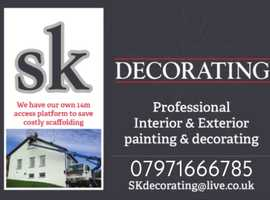 SK painting & decorating