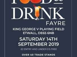 The Etwall Food and Drink Fayre