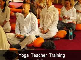 Intensive 500 Hour Yoga Training Course