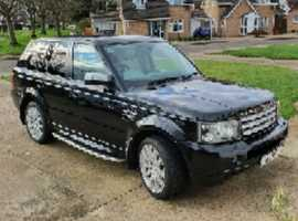Land Rover Range Rover Sport, 2006 (06), Automatic Diesel, 128,118 miles