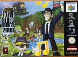 Blues brothers 2000 N64