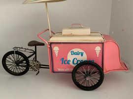 Ice cream bicycle model
