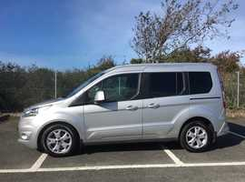 Ford Tourneo Connect 1.5 diesel