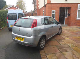 Fiat Grande Punto, 2009 (09) Grey Hatchback, Manual Petrol, 113,733 miles