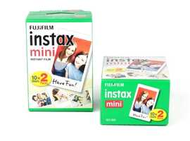 Instax Mini Instant Film 10 shot pack
