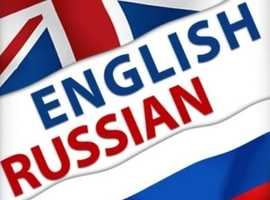 Russian Translation Services in the UK