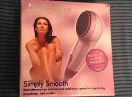 Babyliss hair remover.