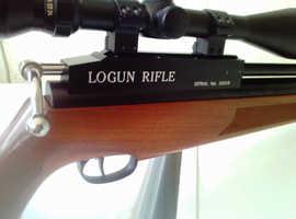 MK1 LOGUN PROFESSIONAL  177cal SWAP ONLY