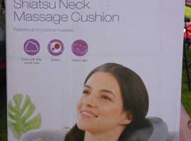 Neck, shoulder and back massager