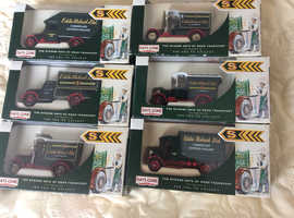 Eddie Stobart Trucks 6 in total