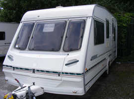 1999 Abbey County Stafford, 5 berth, possible 'fixed' bed, ready to use now