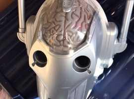 Cyber man helmet