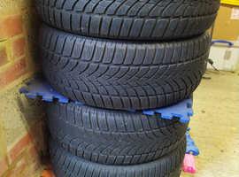 Premium Winter Tyres