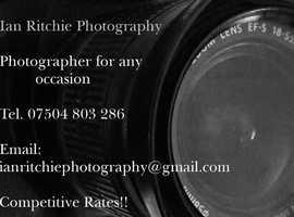 Afforable Portrait & Wedding Photography