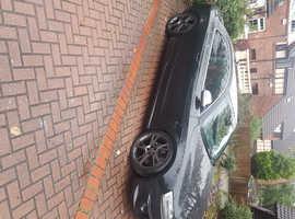 Audi A5, 2009 (58) Black Coupe, Semi auto Petrol, 75,600 miles