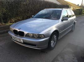 BMW 525d Estate, Automatic Diesel, SERVICE HISTORY