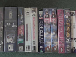 Pre recorded VHS Tapes