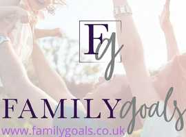 Family goals specialise in child anxiety, child sleep, child attachment and child trauma