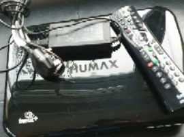 Humax freesat HDR 1000S receiver and recorder
