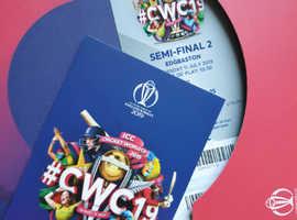 Semi Final 2 Tickets at Edgbaston Birmingham