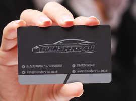 TRANSFERS 4U - Your Cambridge executive airport transfer company