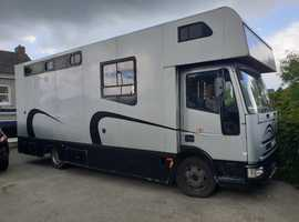 7.5t Ford Iveco Horse Lorry