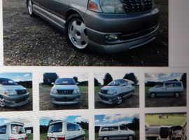 Toyota grand Hiace prestige.ltd edition/alphard