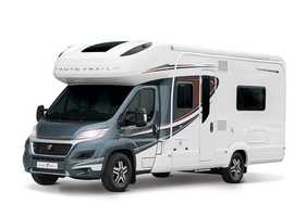 New Luxury Motorhome with Fixed Bed & End Washroom REDUCED
