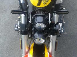 Suzuki gsxr1100 slabside wiseco  1135 Sheene Tribute