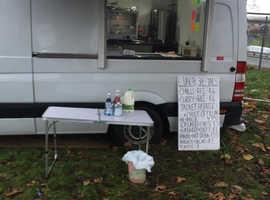 Catering Van Volkswagen Sprinter All equipment Included