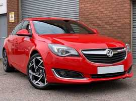 Price Drop - £1000 Off !!....Immaculate Vauxhall Insignia 1.6 CDTI SRI VX-Line S/S, Only £20 RFL