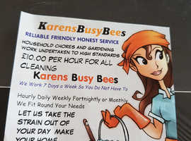 Karensbusybees cleaning services